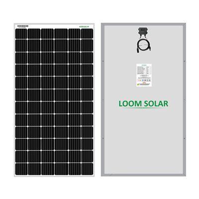 LOOM 375 watt-BIS Certified-24 Volt Mono PERC SOLAR Panel