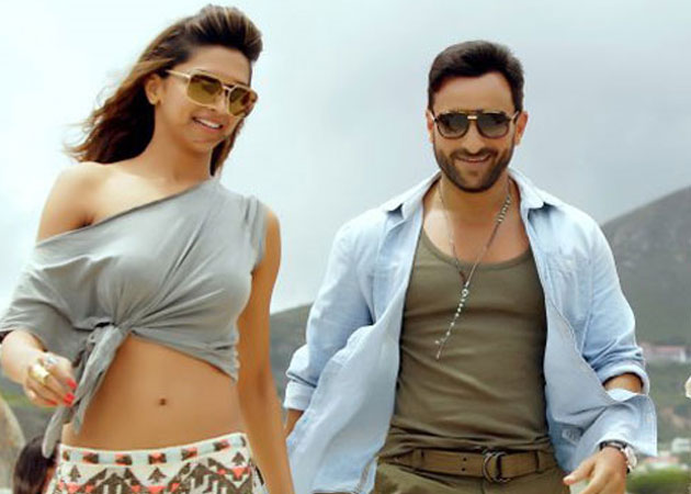 Deepika Padukon Hot Chemistry with Saif Ali Khan