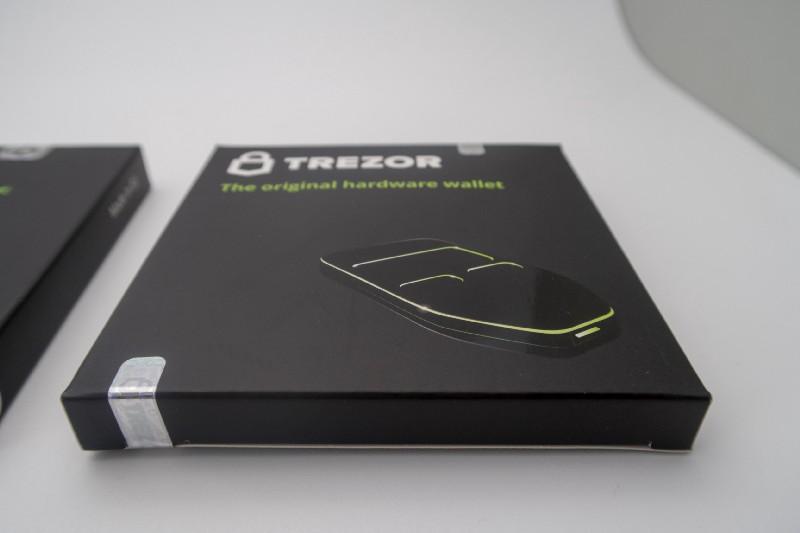 Trezor One Box