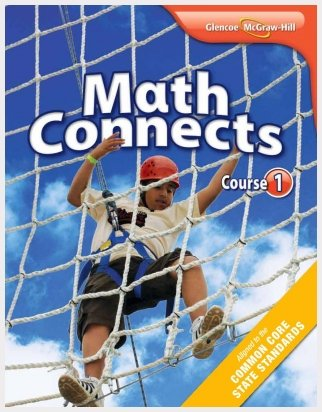 Glencoe math connects course 1 workbook