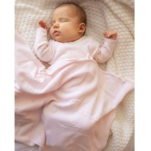 mejores mantas bebé verano