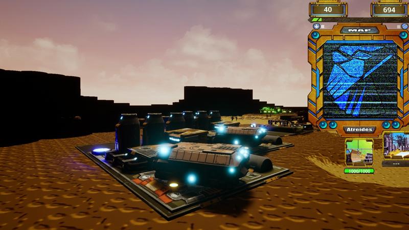 Dune 2: Battle for Arrakis Game