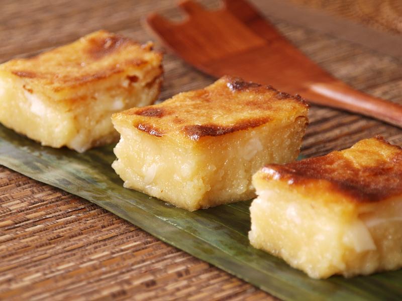 yummy Cassava Cake