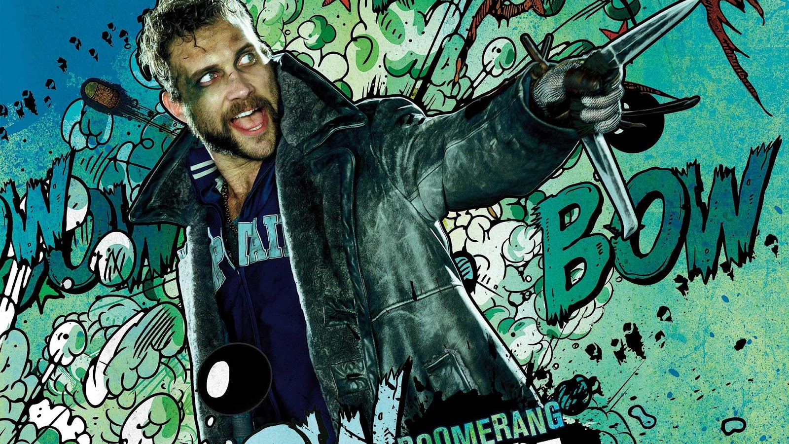 Image result for captain boomerang suicide squad