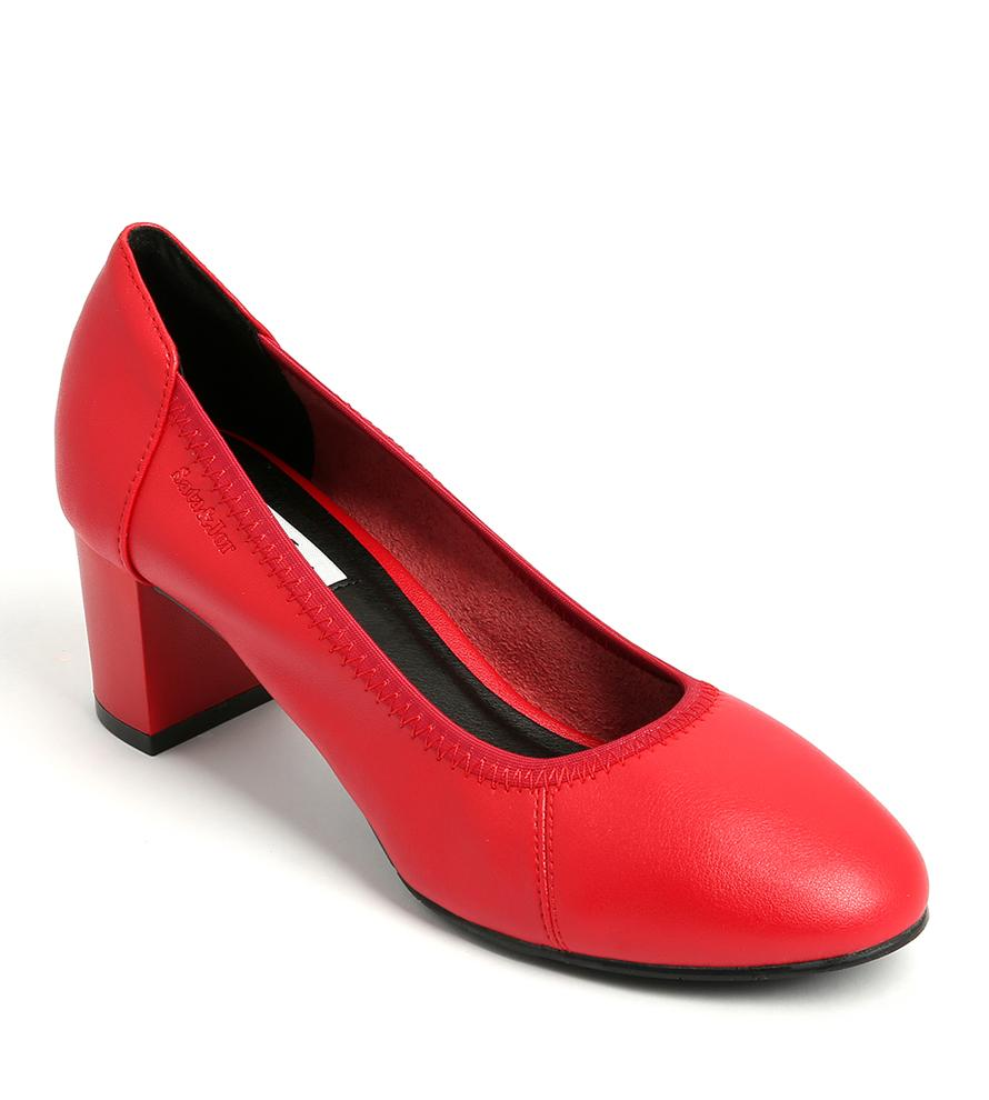 Mặt hàng giày cao gót mũi tròn