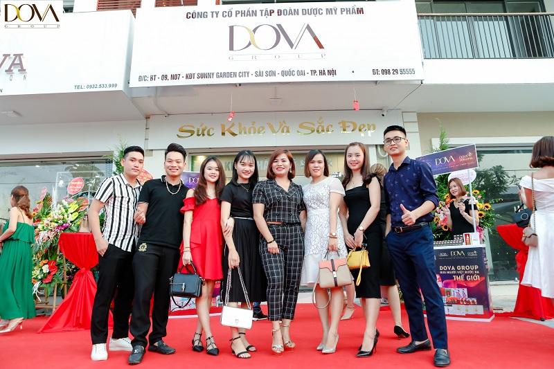 Tập Đoàn Dova khai trương trụ sở mới - Bước phát triển ấn tượng tại Hà Nội - Ảnh 2