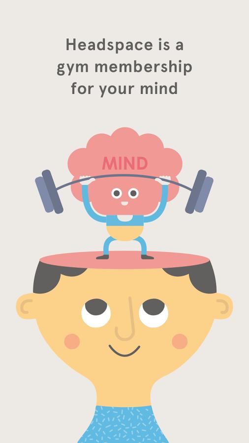 Тренування концентрації та усвідомленості за допомогою додатка Headspace