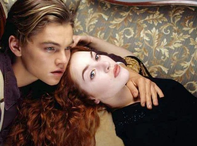 Titanic 演員17年後的當年今日