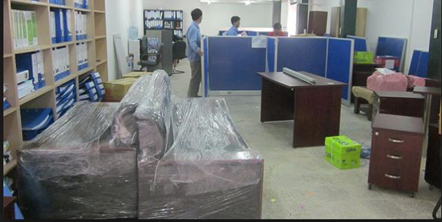 Dịch vụ chuyển văn phòng tại Hà Nội trọn gói, giá rẻ