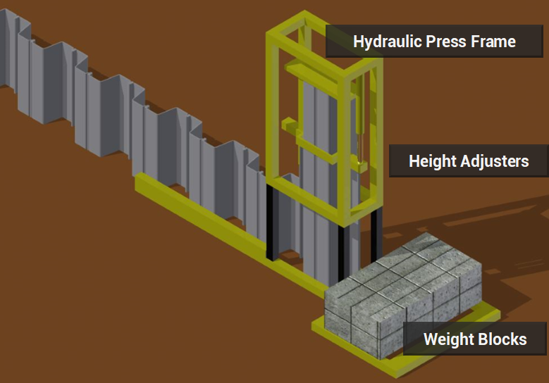 steel sheet pile seawalls & retaining wallsjetfiltersystem.com