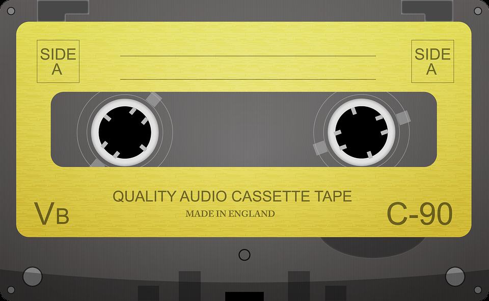 Audio Cassette, Cassette Tape, ...