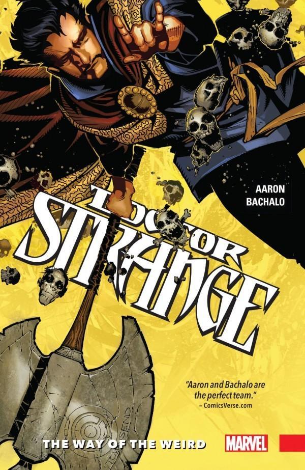 Doctor Strange Vol. 1: Way of Weird TP