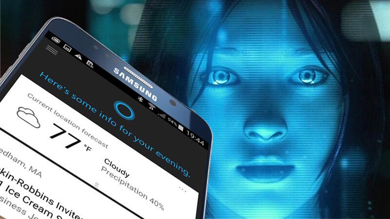 Cách sử dụng Cortana tìm điện thoại bị mất hoặc gọi điện trên Windows 10