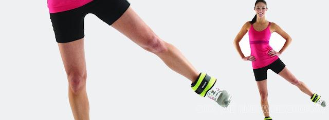 Tập nhảy đá chân sang 2 bên giảm cân