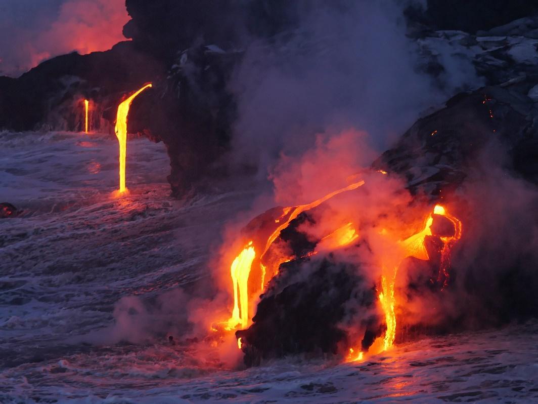 Big Island - best island in hawaii