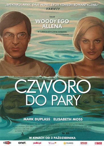 Przód ulotki filmu 'Czworo Do Pary'