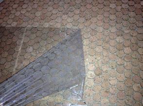 Cork Mosaic Tiles Bath Tiles Cork Flooring Wall Covering Border Tile Ebay