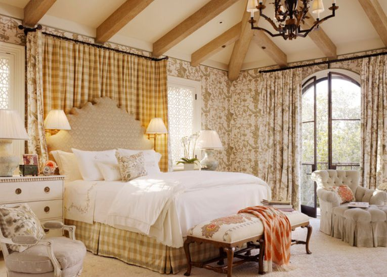 Farmhouse Vibe to Dress Couples Bedroom Ideas