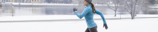 Ne marate fitnes dvoran?  3 nasveti, kako se razgibati tudi pozimi