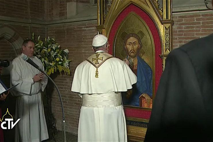 Bài giảng của Đức Thánh Cha tại nhà thờ Các Thánh của Anh giáo tại Roma