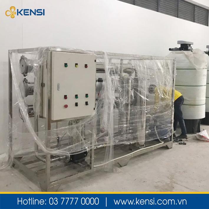 Hệ thống lọc nước RO công nghiệp 8000LH