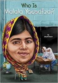 Image result for who was malala yousafzai book