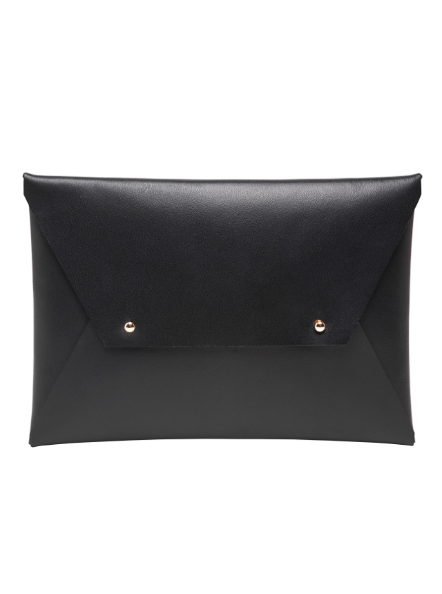 handbags for women - tribe alive leather clutch