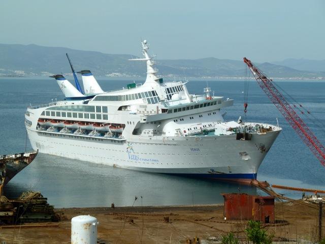 San Of Aliaga | Maritime Matters | Cruise and Maritime News