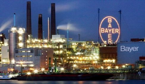 Bayer AG is committed to LIQUIDLEDS