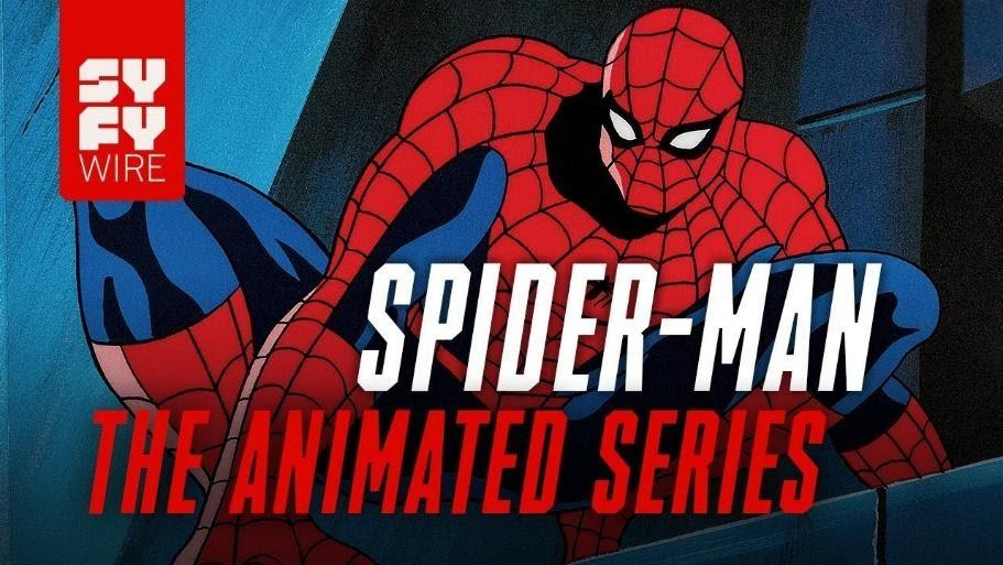 Spider-Man: The Animated Series: Everything You Didn't Know | SYFY WIRE -  YouTube