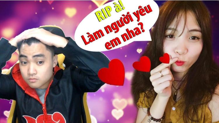 Rip113 và Hương Nhi là một trong số những cặp đôi được yêu thích nhất giới streamer Việt