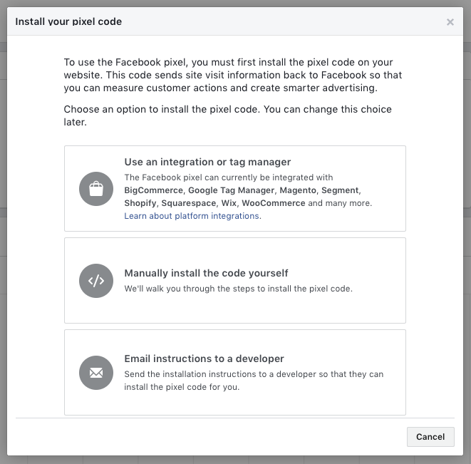 How to setup and install the new Facebook pixel 2017
