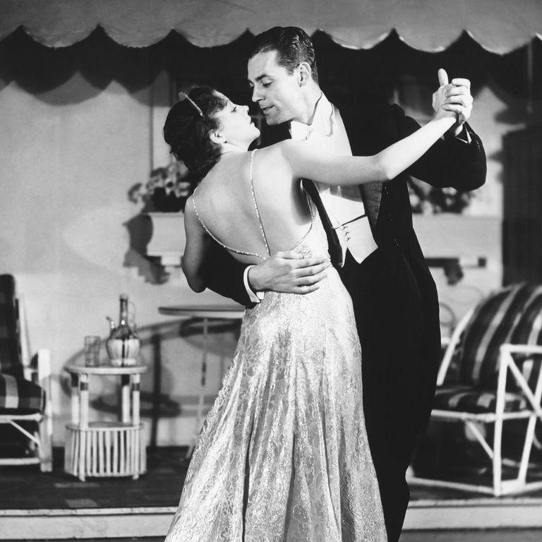 1930. gads pāris dejo