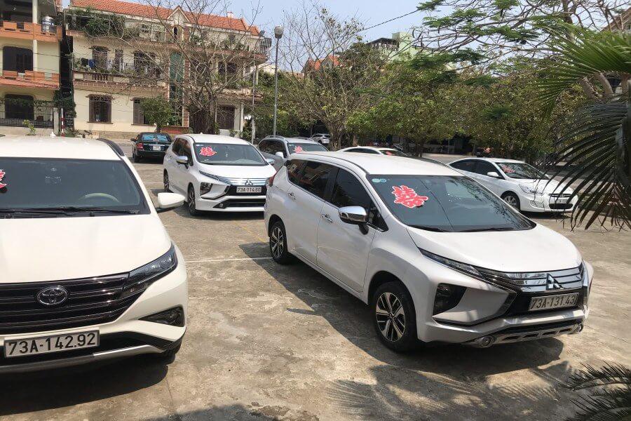 Thuê xe du lịch Quảng Bình