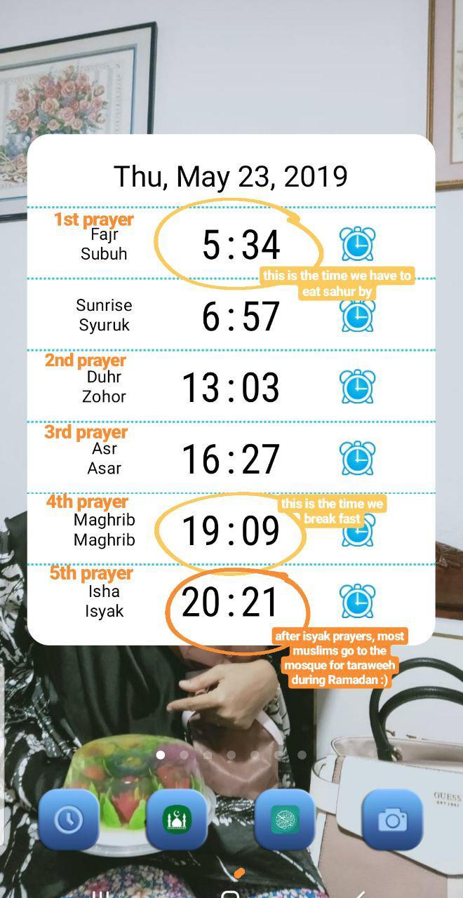 Ramadan in Retrospect – Word of Mouth