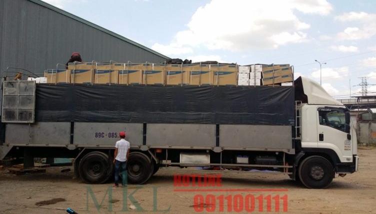 Đơn vị còn cung cấp dịch vụ vận chuyển Bình Định Sài Gòn
