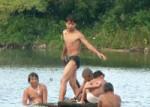 males-swimming