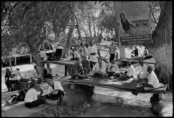 Фото открытых источников Послевоенное время. Средняя Азия. СССР