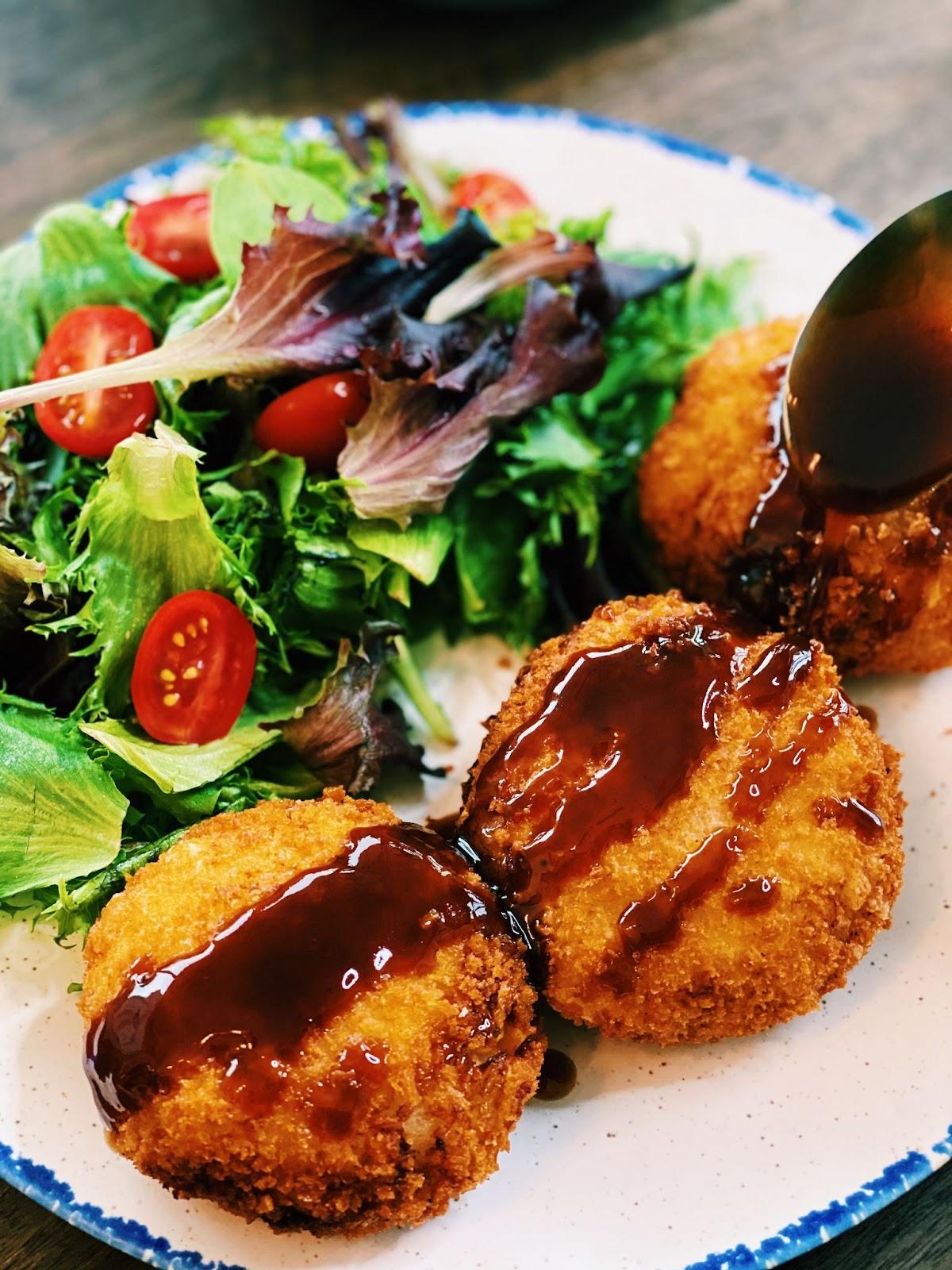 Japanese Potato Croquette