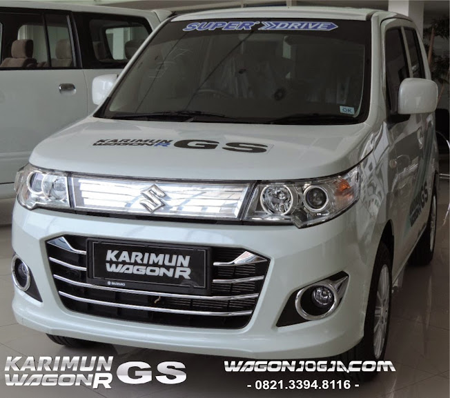Gambar Foto Karimun R Wagon Tipe GS