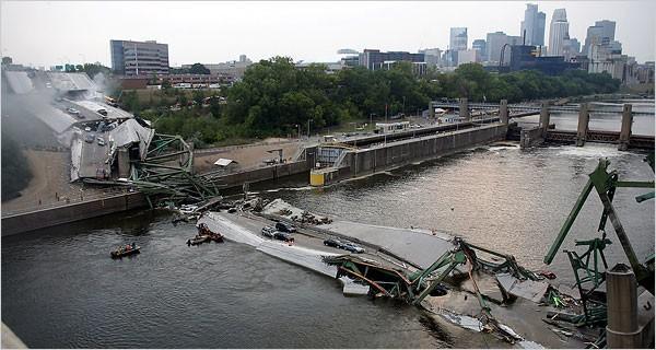 New York Bridge Collapse Accident Attorney, Bridge Collapses ...