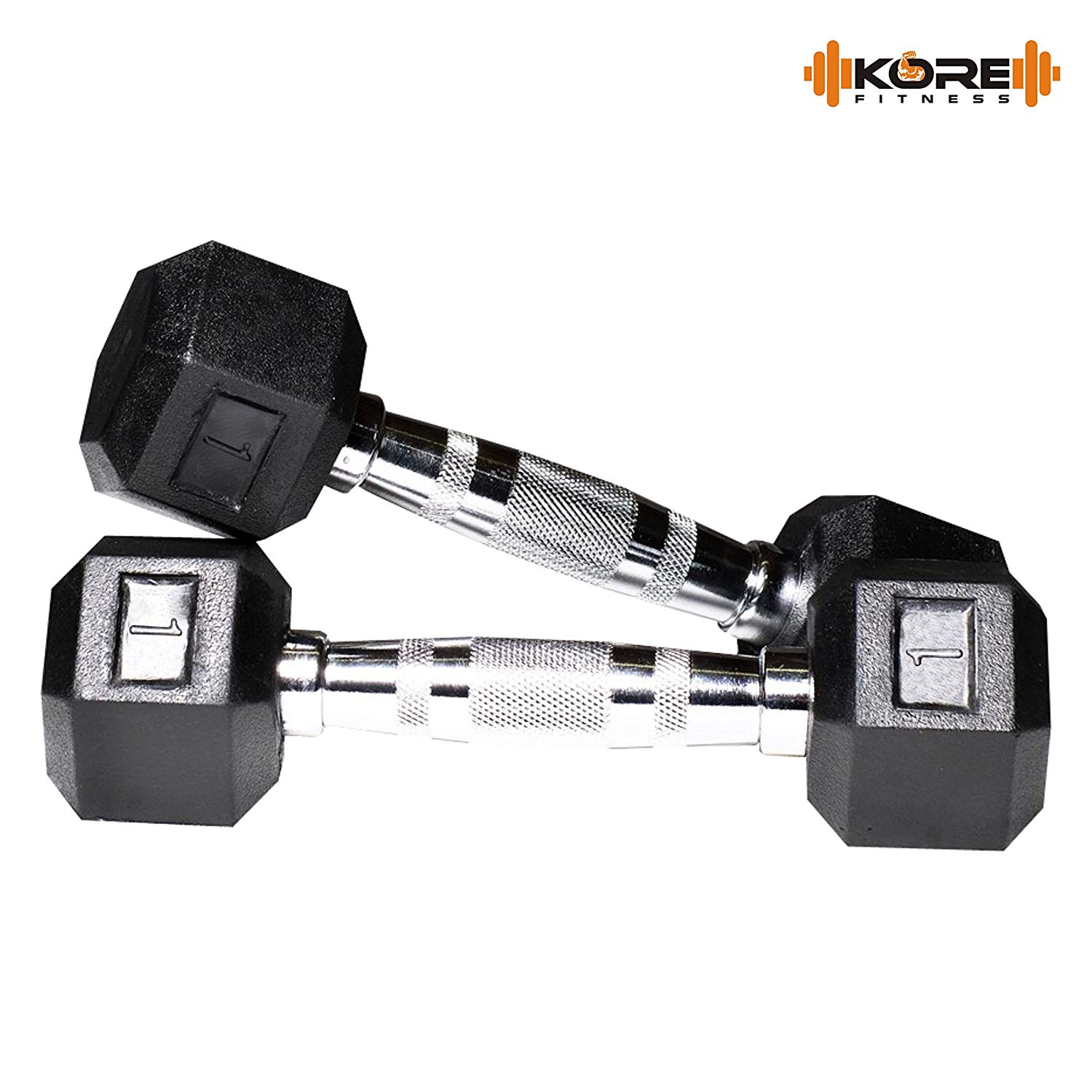 KORE DM 16 HEX-COMBO Dumbbells Kits