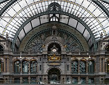 The world's most beautiful train station
