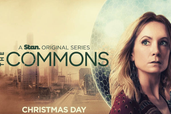 The Commons Season 1 poster