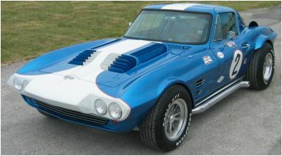 1960s Corvette Grand Sport