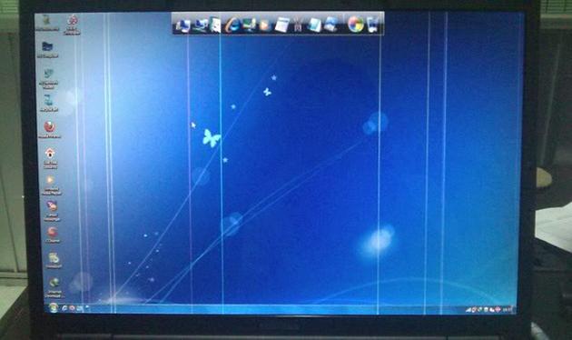 Cách khắc phục laptop lỗi sọc màn hình