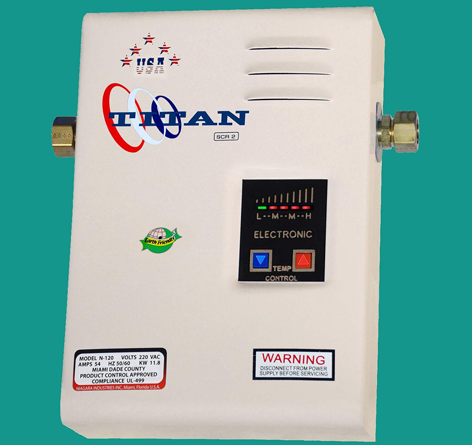 Top Tankless Water Heater 2019