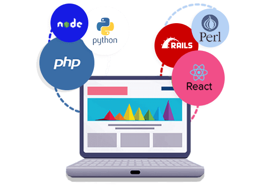 web development Programming language