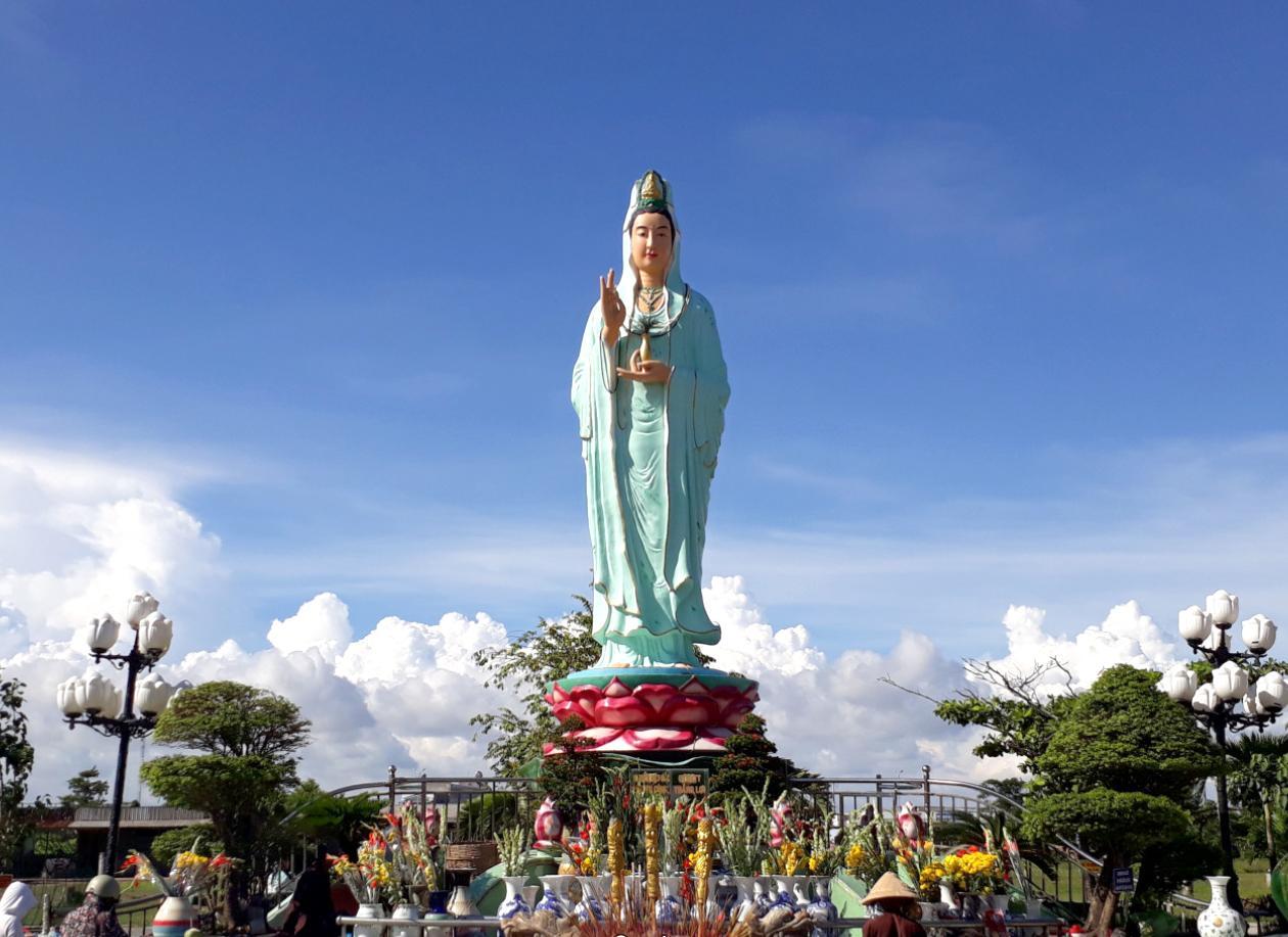 TOUR HÀNH HƯƠNG CHA DIỆP - MẸ NAM HẢI - CTY Du Lịch & Truyền thông T&T - Mở  rộng tầm nhìn - Vững bước thành công