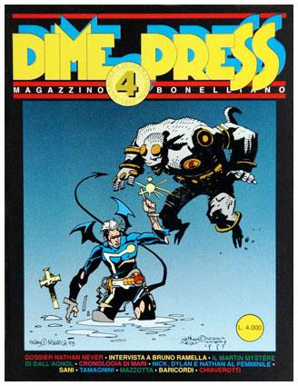 Image result for dime press 4 fandom